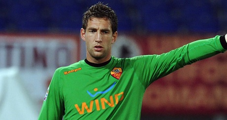 Arsenal join Stekelenburg chase