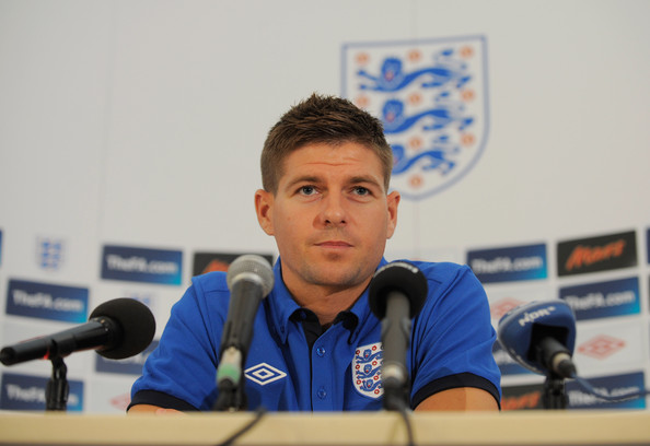Gerrard says England remain focused on victory