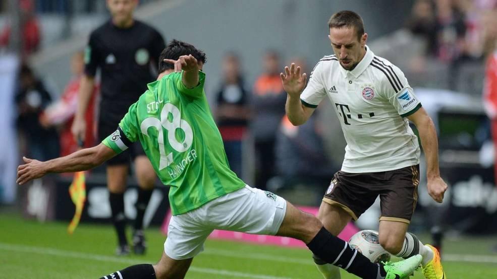 Немецкая Бундеслига. 5-й тур. «Бавария» — «Ганновер-96» — 2:0. «Любимый соперник»