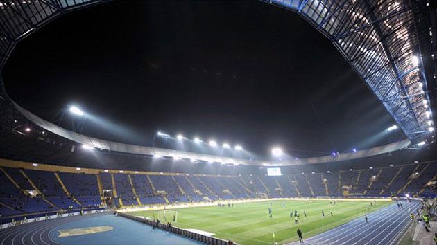 Стадион «Металлист» стал более вместительным