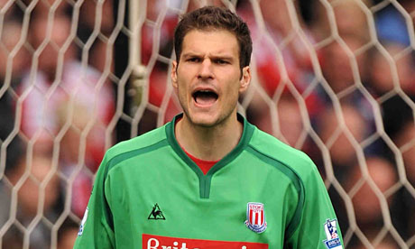 Begovic remains focused on playing for Stoke City