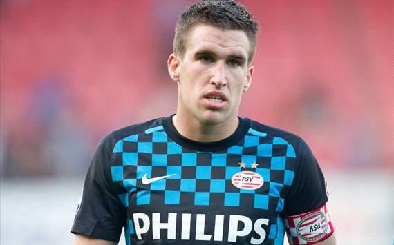 PSV Strootman keen on Premier League move