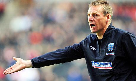 Stuart Pearce dismissed as England U21 manager
