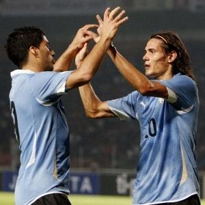 Суарес и Кавани возглавят олимпийскую сборную Уругвая