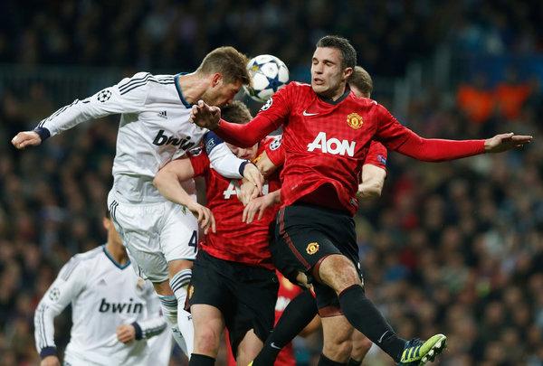Лига чемпионов-2012/13. 1/8 финала. «Манчестер Юнайтед» — «Реал». Прогноз. «Спустя 10 лет и спустя три недели»