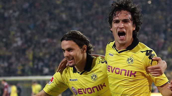 Man City target Dortmund defensive pair
