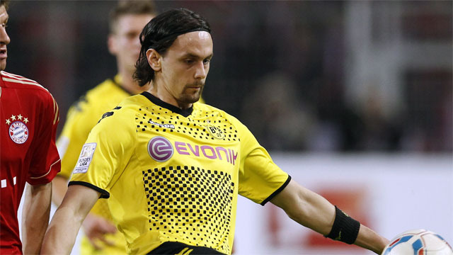 Borussia loses Subotic for six weeks