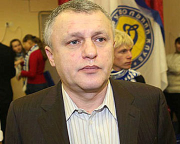 Игорь Суркис: «У «Днепра» нет права выкупа Алиева»