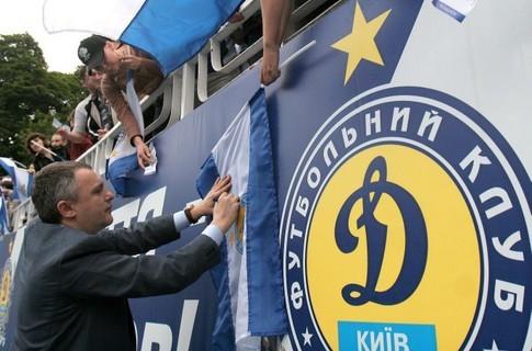 Игорь Суркис обещал премировать игроков «Динамо» за победу над «Металлургом»