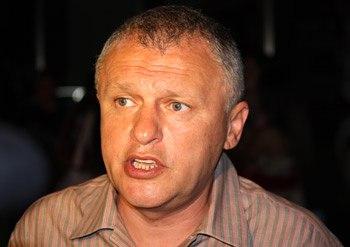 Игорь Суркис: «Я чувствовал, что нам попадется именно «Боруссия»