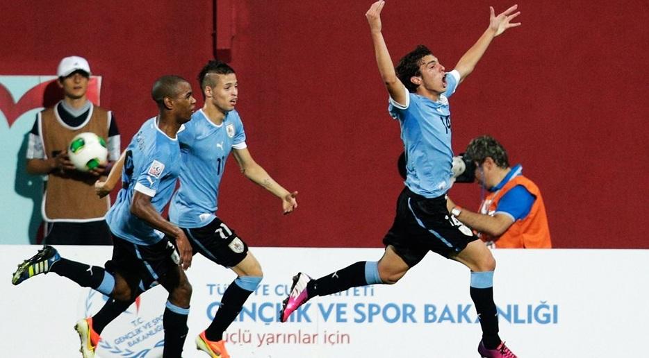 Чемпионат мира (U-20). Сборная Уругвая в серии пенальти оказалась удачливее команды Ирака