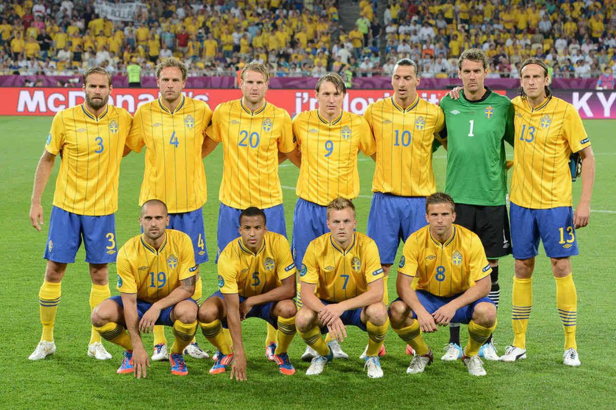 По следам отшумевшего Евро-2012. Самая невезучая сборная – Швеция