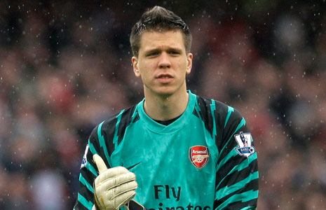 Szczesny believes Arsenal is stronger than last season