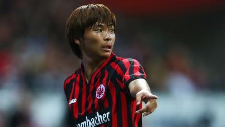 Arsenal target Japan Eintracht's Inui