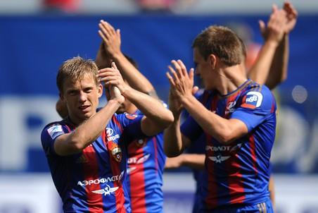 ЦСКА обыграл «Локомотив-2» в товарищеском матче