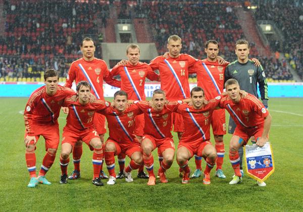 Сборная России — 16-я в рейтинге ФИФА