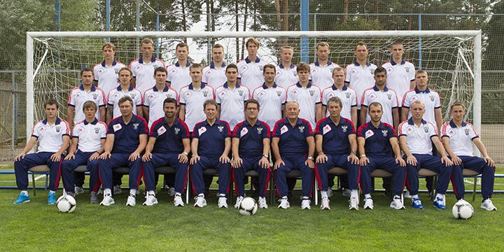 Сборная России поднялась на 15-е место в рейтинге ФИФА