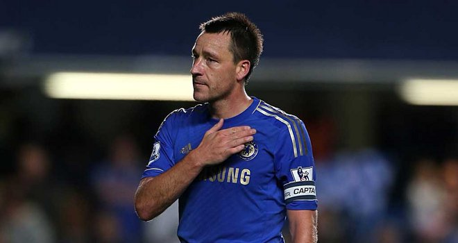Terry apologized for racist language over Ferdinand