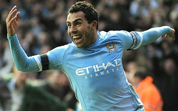 Corinthians denied Tevez interest