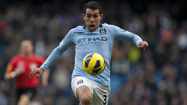 Man City Tevez faces a jail sentence