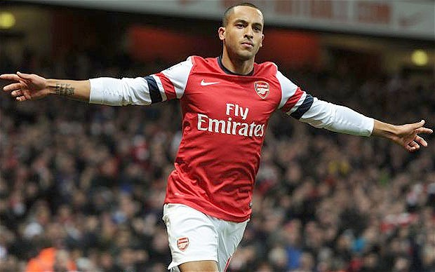 Walcott wants to win trophies with the Gunners