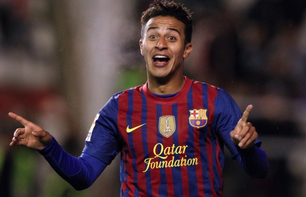 Barcelona Thiago ruled out United move