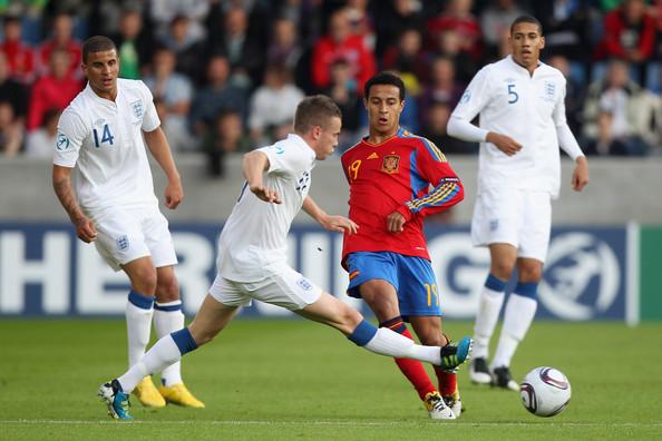 Главные герои семи последних финалов молодежных чемпионатов Европы