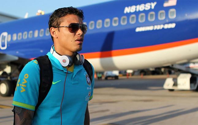 Тьяго Силва получил серьезное повреждение бедра