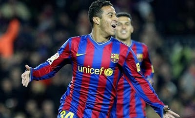 Thiago Alcantra has been transfer-listed by Barcelona