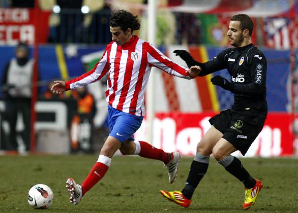 Spanish La Liga: Atletico's first defeat