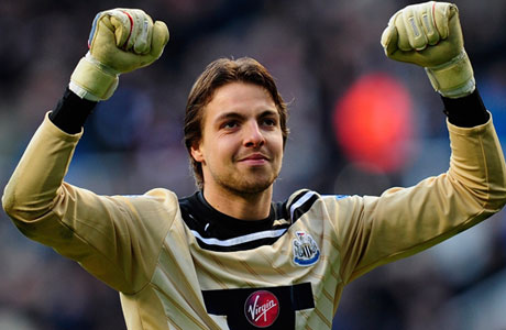 Milan set to bid for Newcastle Krul