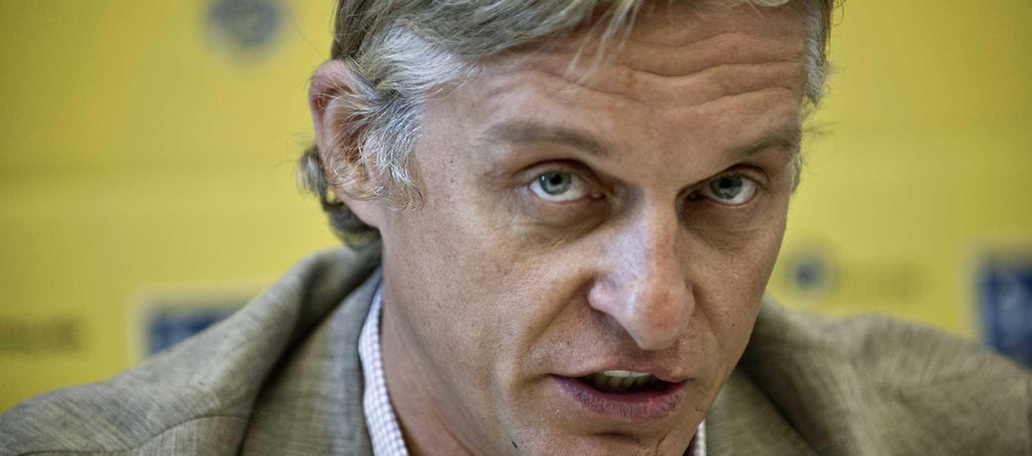 Олег Тиньков: российские футболисты все выглядят как какие-то обсосы