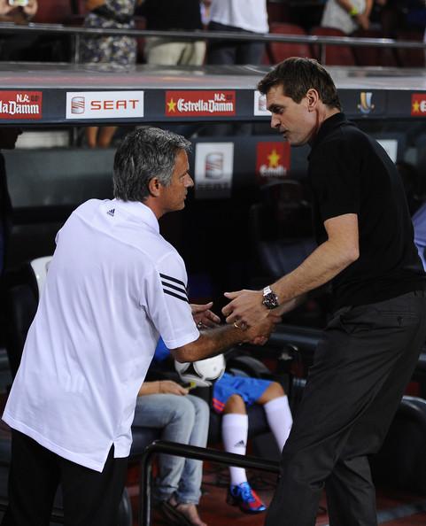 Тито Виланова: «Реал» будет еще опаснее после поражения от «Хетафе»