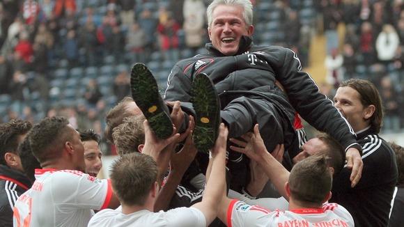 Немецкая Бундеслига. Топ-10 персон сезона-2012/13