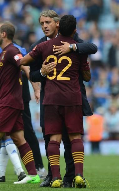 Роберто Манчини: «Тевез станет ключевым игроком»