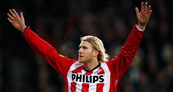 Norwich target PSV Toivonen