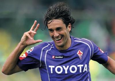 Лука Тони счастлив вновь оказаться в «Фиорентине»
