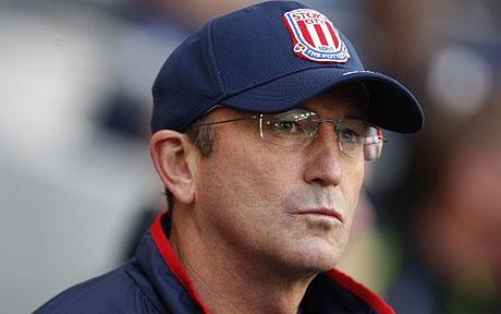 Tony Pulis sacked by Stoke City