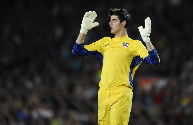 Latest transfer rumours: Atletico to sign a contract with Thibaut Courtois