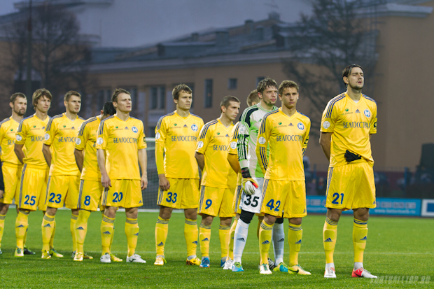 Вокруг матча «Торпедо»-БелАЗ — БАТЭ. «Батэлфилд»