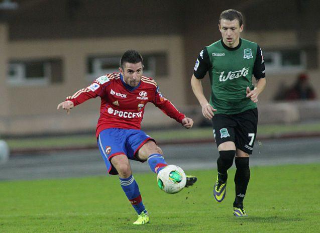 Российская Премьер-лига. Символическая сборная 14-го тура