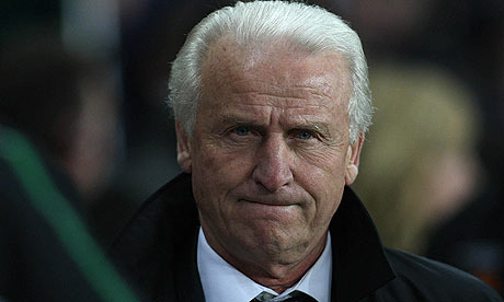 Trapattoni expresses support to players