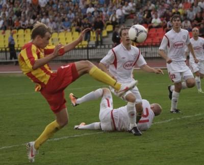 Сегодня тульский «Арсенал» сразится с лискинским «Локомотивом»