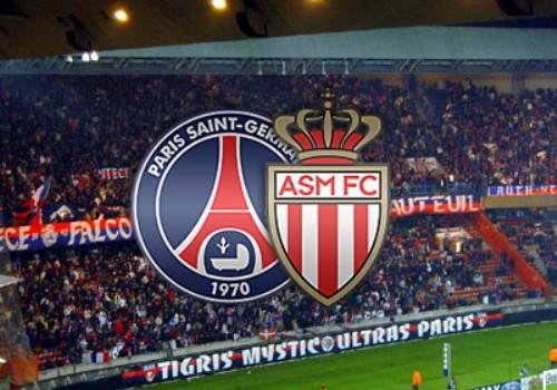 Французская Лига 1. «ПСЖ» — «Монако». Онлайн-трансляция начнется в 23.00