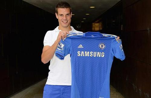 Chelsea completes Azpilicueta transfer
