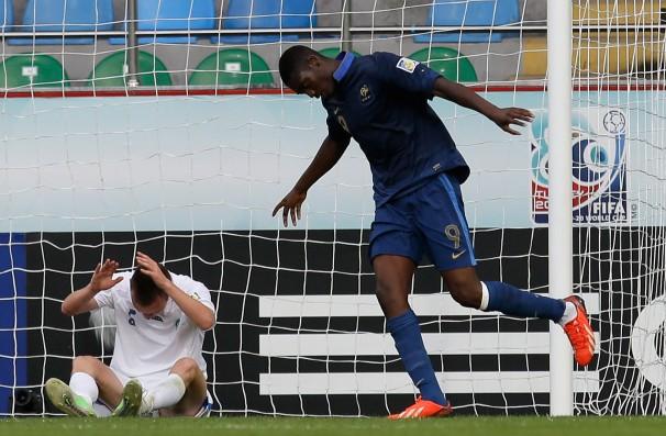 Чемпионат мира (U-20). Полуфинал. Франция — Гана — 2:1. Хроника событий (ВИДЕО)