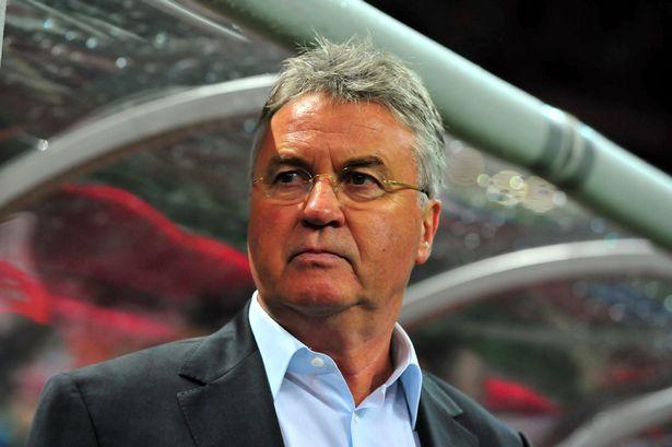 В начале 2014 года будет объявлено о назначении Хиддинка на пост главного тренера сборной Голландии