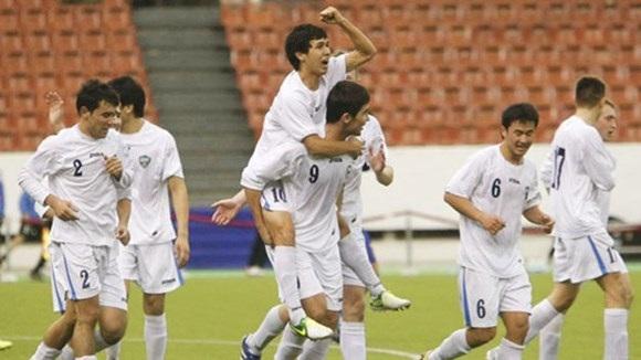 Чемпионат мира (U-20). Новая Зеландия — Узбекистан — 0:3. Хроника событий