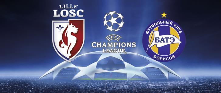 Борисовский БАТЭ одержал свою первую победу в групповом раунде Лиги чемпионов