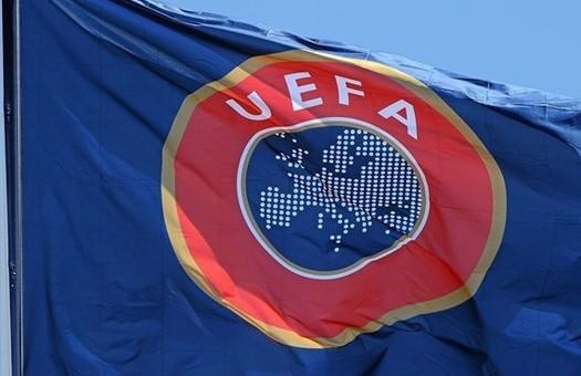 В таблице коэффициентов УЕФА Украина опередила Россию